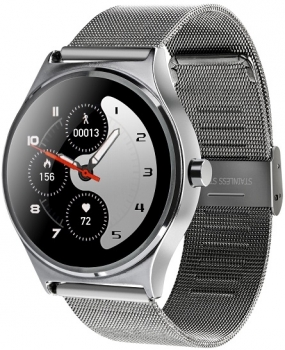 GoClever Fit Watch Elegance Silver