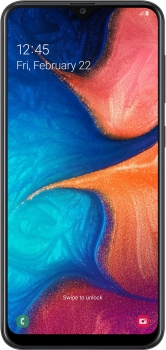 Samsung Galaxy A20 DuoS Black (SM-A205F/DS)