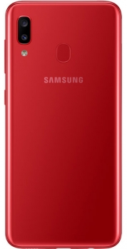 Samsung Galaxy A20 DuoS Red (SM-A205F/DS)