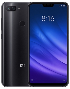Xiaomi Mi 8 Lite 64Gb Black